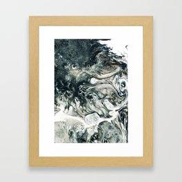 Expt. 3 Framed Art Print