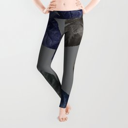 Vintage Leaf Design 2 Leggings