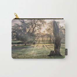 Morning Sun At Leeds Carry-All Pouch