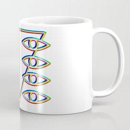 SEELE glitch art Coffee Mug