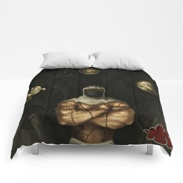 kakuzu Comforters