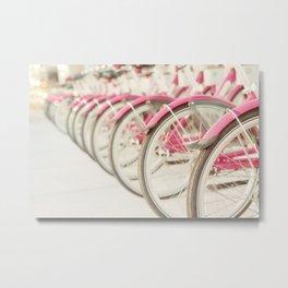 Sweet Rides Metal Print