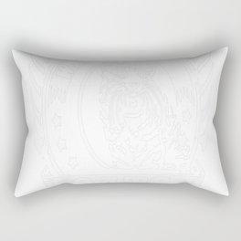 I Really Like Cats Rectangular Pillow