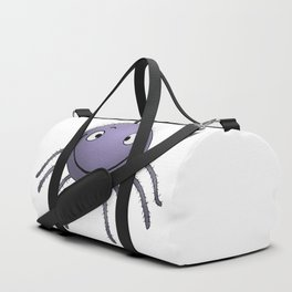 Spider Smile Duffle Bag