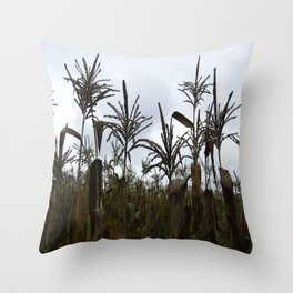 Fall on the Island Throw Pillow