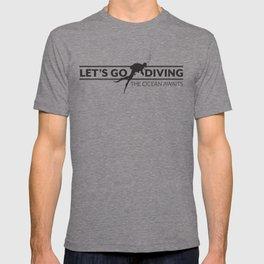 Lets Go Diving T-shirt