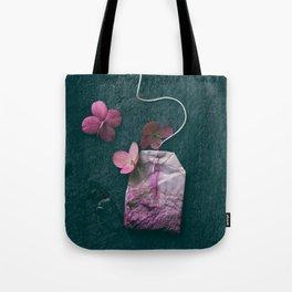The Art of Tea II Tote Bag