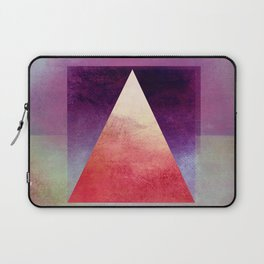 Triangle Composition XI Laptop Sleeve