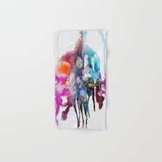 alive and walking (abstract) Hand & Bath Towel