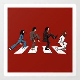 English walker Art Print