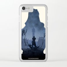Dishonored Clear iPhone Case