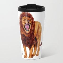 lion 3 Travel Mug
