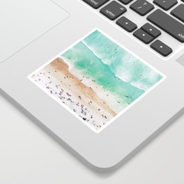 Beach Mood Sticker