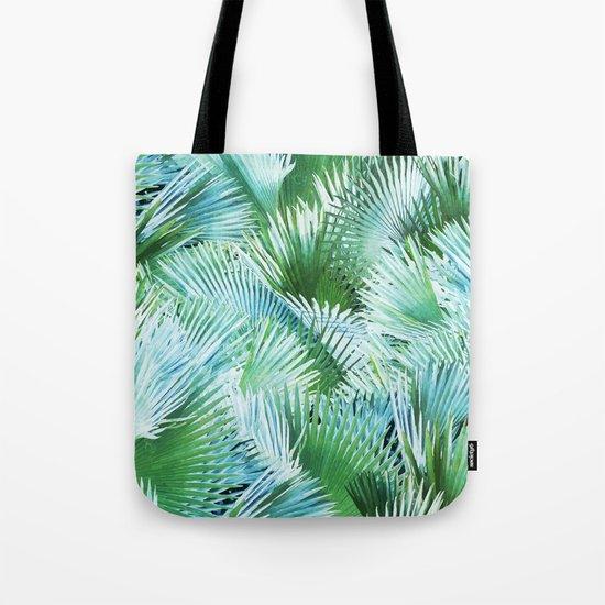 Palm Dreamer #society6 #decor #buyart Tote Bag