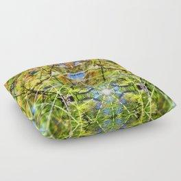 GeoBotanica V2 Floor Pillow