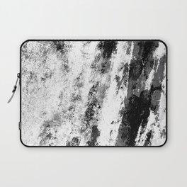 Perseverance Black & White Laptop Sleeve