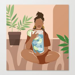 I Need a Drink Canvas Print