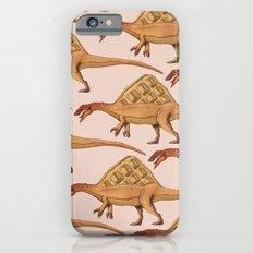 Wafflesaurus Slim Case iPhone 6s