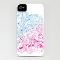 Kiss Kiss iPhone (4, 4s) Slim Case