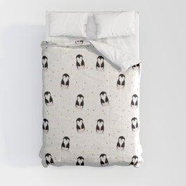 little penguin pattern Comforters