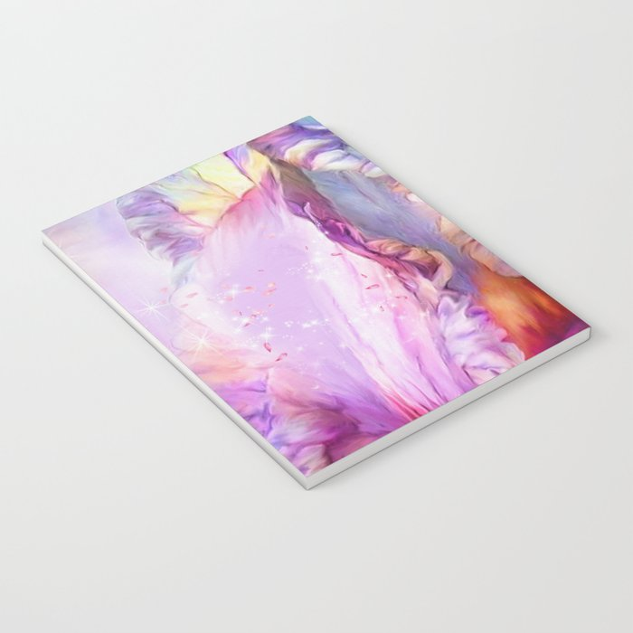 Abstract Mystical Notebook