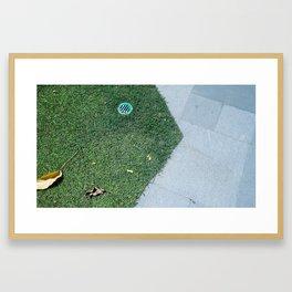 12 Steps Framed Art Print
