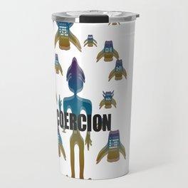 COERCION Travel Mug
