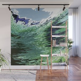 Under A Clear Sky Juul Decor Wall Mural