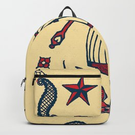 Old School Retro Backpack