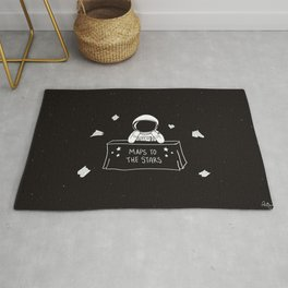 Selling Maps to the Stars Rug