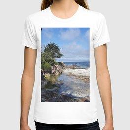 Carmel Beach South #2 T-shirt