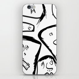 The Gallery iPhone Skin
