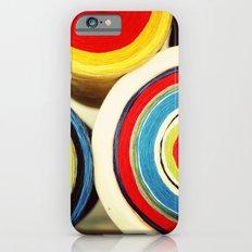Sew Colourful iPhone 6s Slim Case
