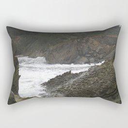 Shore Acres Park Rectangular Pillow