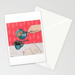 Chai  Stationery Cards