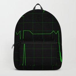 Normal Heart Rhythm Backpack