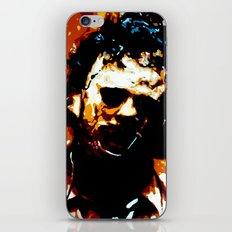 Leatherface iPhone & iPod Skin