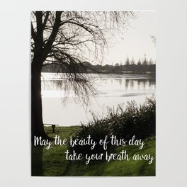 Beauty of this day Poster
