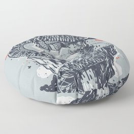 stillill Floor Pillow