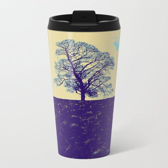 Lone Tree Metal Travel Mug