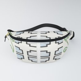 Vine and Trellis Fanny Pack