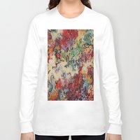 baroque Long Sleeve T-shirts featuring Baroque by Gertrude Steenbeek
