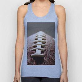 Football Season, American Sports, Pigskin Unisex Tank Top