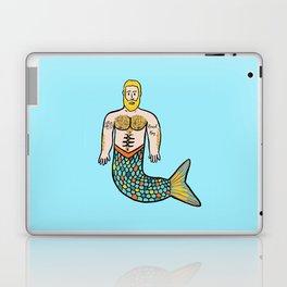 Beard Boy Merman: Flynn Laptop & iPad Skin