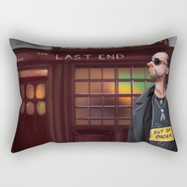 Concept art Out of Order Rectangular Pillow