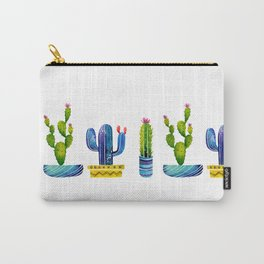 Psychedelic Cacti Squad I Carry-All Pouch