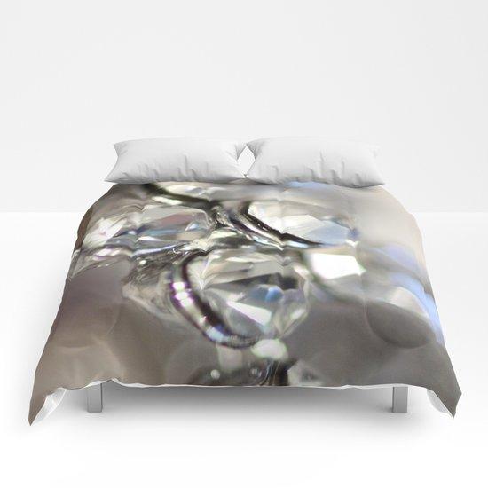 Sparkle - JUSTART ©, macro photography. Comforters