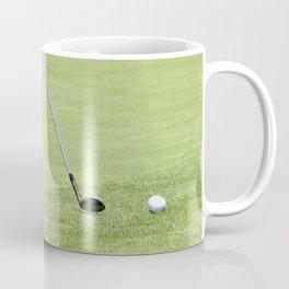 Golf Feet On The Green Coffee Mug