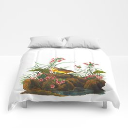 Yellow-winged Sparrow Comforters