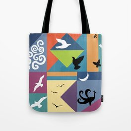 Sky Unlimited Tote Bag